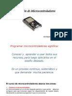 Presentación ESP32
