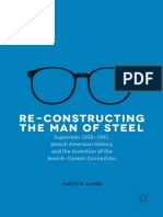(Contemporary Religion and Popular Culture) Martin Lund (auth.)-Re-Constructing the Man of Steel_ Superman 1938–1941, Jewish American History, and the Invention of the Jewish–Comics Connection-Palgrav.pdf