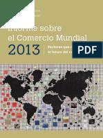 Informe sobre comercio mundial OMC