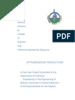 project orignal nitrobenzrnr.docx