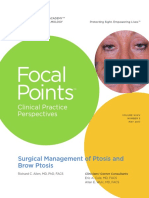 5-Surgical Management of Ptosis and Brow Ptosis