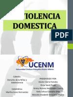 La Violencia Domestica Diapositivas Paredes