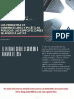 Los Problemas de Gobernabilidad y Políticas Públicas_ Las Especificidades de América Latina