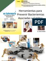 Bahía Blanca 2016 Lic. Andión Prevención de bacteriemias.ppsx