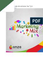 El marketing mix de servicios.docx