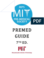 mps pre-medical guide