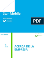 Diagrama Causa y Efecto Star Mobile