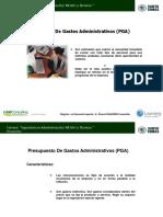 Material Parte 4 Ptto Inversion Financiero y Administracion