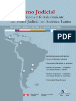 CEJA- Independencia y fortalecimiento del poder judicial en america latina - Gobierno Judicial.pdf