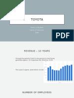 Toyota PPT