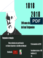 turgueiev poster