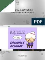 Digital Innovation PPT