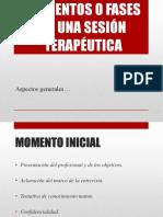 Fases Del Proceso Terapeútico 2015b