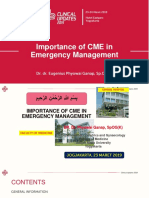 Keynote Lecture. Importance of CME in Emergency Management (Dr. dr. Eugenius Phyowai Ganap, Sp.OG(K)).pdf
