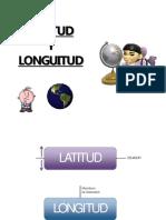 Latitud y Longuitud