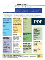 Tom OBryan Dr Toms Pantry Essentials