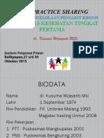 Best Practice FKTP