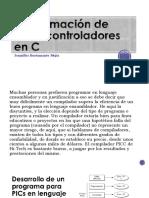 Programación de Microcontroladores en C