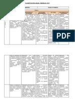 Planificacion matematica 8°
