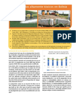 Plaguicidas en Bolivia Policy Brief