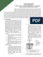 12116010 - Modul 8 - Flotasi Mineral Sulfida