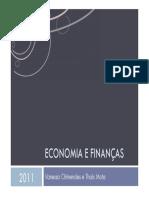 Estatística Aplicada as Finanças