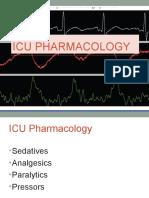 Farmakologi ICU