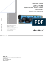 Janitza-20CM-CT6 User Manual En