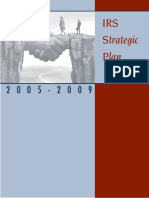 IRS Strategic Plan 05 09