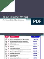 Basic Resume writing for SHS Lagao-  (1).pptx