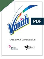 Vanish Case Study