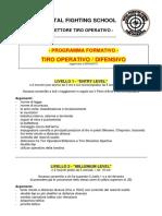 Tiro Operativo - Progr x Sito