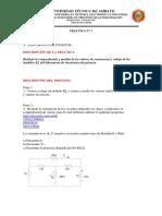 Práctica 1 Electrónica de Potencia