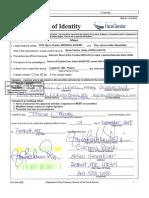 0385 Affidavit of Cert of ID NOTARIZED Sanitized_MCR