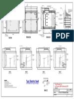 Typ. Electric Vault - Crest Precast Concrete