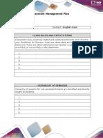 Ideal Classroom Management Plan-group Document
