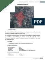 Memoria Arquitectura Barranca-supe -Busqueda Catastral 15-10-16