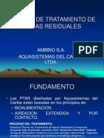 Presentación PLANTAS de Tratamiento
