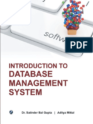 Introduction to Database Management System, Second Edition