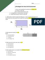 pre post assessment