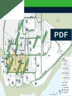 UBC cycling map
