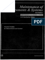 (Practical Guides for Measurement and Control) Lawrence D. Goettsche, Lawrence D. Goettsche-Maintenance of Instruments and Systems-ISA_ The Instrumentation, Systems, and Automation Society (2004).pdf