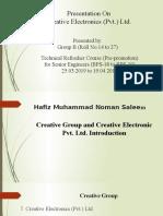 Creative Electronics Group B.pptx
