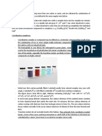 203 Unit IV Inorganic Stereochemistry