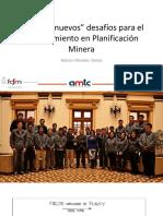 modelamiento en planificacion minera