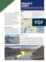 Magellan Pipeline Crossing