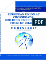 EUROPEAN UNION AT CROSSROADS 2017.pdf