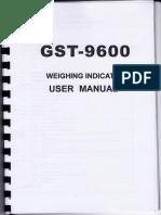 Manual Book Gst 9600