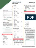 Ficha Sistemas de Ecuaciones Lineales 2do