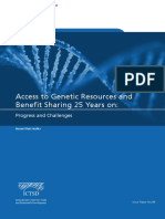 Access to Genetic Resources and Benefit Sharing - Ruiz Final